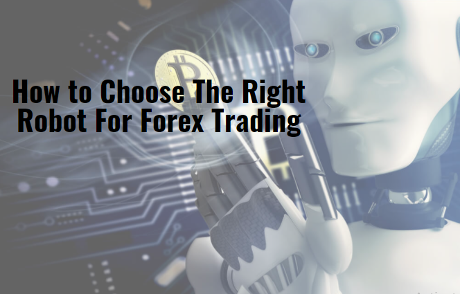 How to Choose The Right Robot For Forex Trading